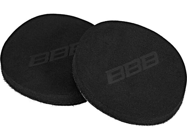 BBB AeoBase BHB-52/58 Poduszki do podłokietników, black